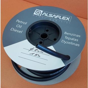 Kütusevoolik 3,2/7,2mm 2BAR Flex pooliga