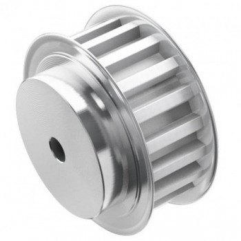 Hammasrihmaseib T5-36 z=19 CH25 Aluminium