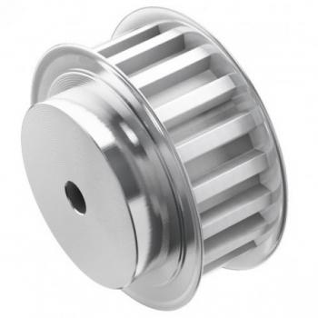 Hammasrihmaseib T10-40 z=16 CH25 Aluminium
