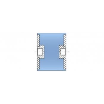 Kummipuks C20/20B 6x6