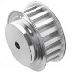 Hammasrihmaseib T5-36 z=12 CH25 Aluminium